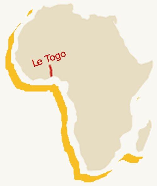 Carte générale de l`Afrique